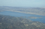 Lake Berryessa, South End, looking North