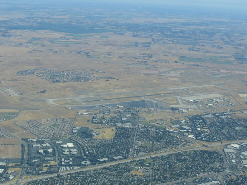 Sacramento Mather Airport(KMHR)
